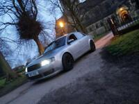 Audi A4 1.8t breaking