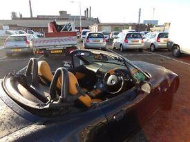 BMW Z3, Roadster 2.0 Convertible, Black