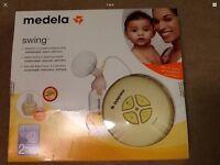 Medela. Swing Breast Pump.