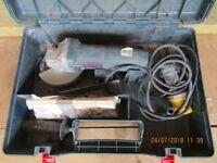 Angle grinder/ slitter