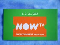 Now TV 3 Months ENTERTAINMENT pass. (Normal price for 3 months £20.97)