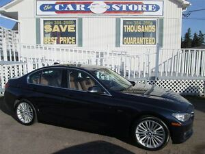 2013 BMW 328 XRDRIVE AWD!! LUXURY PACKG!! NAV!! LEATHER!! SUNRO