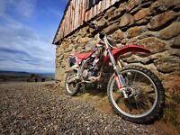 Honda CRF 150 - Big Wheel