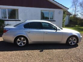 BMW 530i SE Automatic Saloon. FSH. Only 63K low mileage Private Plate. Excellent Condition