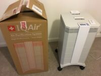 IQAir HealthPro 250 Air Purifier (will courier UK wide)