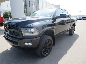 2014 Ram 2500 Laramie Black Appearance Package