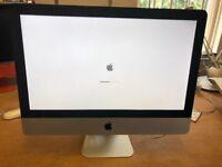 """Apple iMac 21.5"""" Mid 2011 2.5GHz i5 4gb 500GB A1311"""