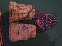 Boys 3-4 pjamas