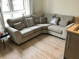 ScS Grey Corner Sofa