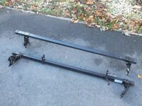 Roof Bars. Bought for Vauxhall Astra 6th generation 2009-2015 will fit others.