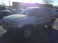2000 Jeep Grand Cherokee Laredo 4.7L 4X4