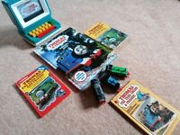 Thomas Tank Computer, Annual with Thomas Tank story Books and Three Engines.