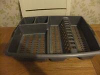 Large Plastic Dish Rack