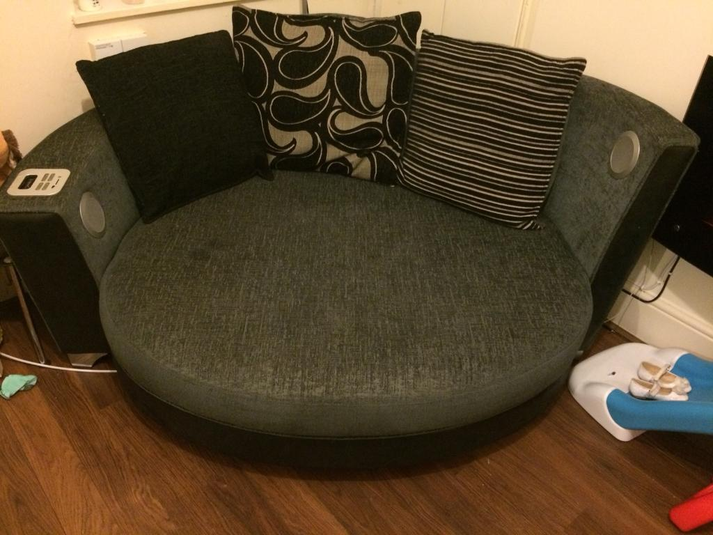 Cuddle Sofa Up For Grabs