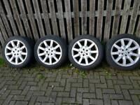 alloys wheels mercedes s class