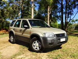 2003 Ford Escape Wagon Rochedale South Brisbane South East Preview
