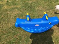 Little Tikes Teeter Totter Seesaw