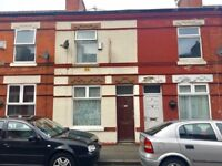 2 bed house, close to all amenaties, transport shops, super market schools, near stockport Rd