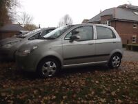 Chevrolet Matiz - Ideal 1st car - Very Low Mileage