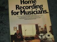 The Sting home recording book 1978