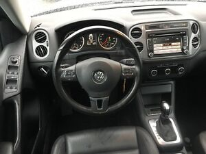 2012 Volkswagen Tiguan 2.0 TSI AWD *LEATHER-SUNROOF* Kitchener / Waterloo Kitchener Area image 13