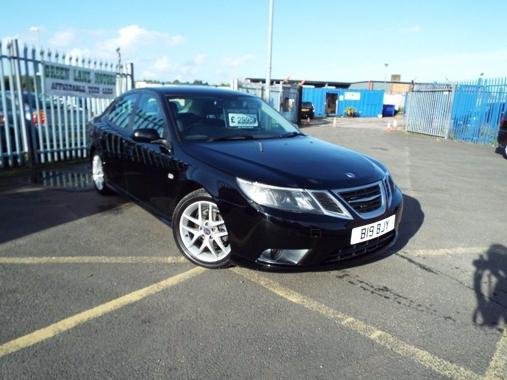 2008 SAAB 9 3 1.9 TID 150 VECTOR SPORT AUTO 11 MONTH MOT 3 MONTH WARRANTY **FINANCE AVAILABLE**