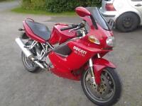 Ducati ST4S - excellent condition.