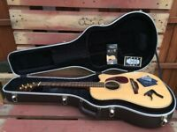 Takamine TAN16C Electro Acoustic with Cool Tube Pre Amp 2005