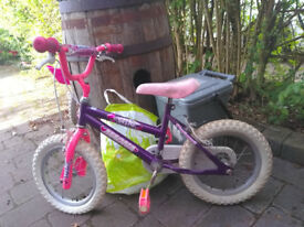 Girl's Bicycle Wild Magna