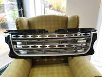 Land rover Discovery 4 facelift grill 2014 - 2016 genuine