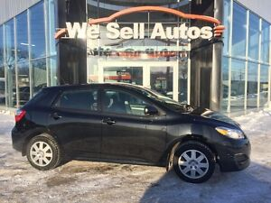 2011 Toyota Matrix *LOW KM *CRUISE/C *PWR GROUP*CLEAN HIS