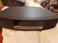 Bose wave sound system with dab