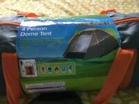 4 person camping tent - Brand new
