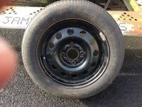 SPARE WHEEL FORD 4X108