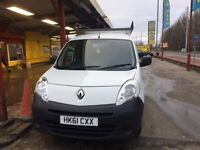 Renault Kangoo ML19 DCI 90 reluctant sale, new van forces sale,this van is ready for work NO VAT!!