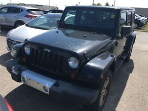 2008 Jeep Wrangler Unlimited Sahara Hard/Soft Top 4WD Cruise All