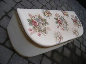 VINTAGE OTTOMAN / BLANKET BOX ****REDUCED!****