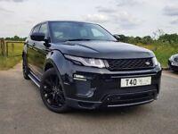 2012 Range Rover EVOQUE DYNAMIC LUX big spec very RARE OPTIONS