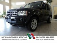 2011 Land Rover LR4 HSE CPO INC. 2 YEAR UNLIMITED KM WARRANTY