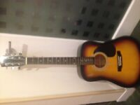 Squire/ Fender : acoustic guitar