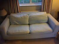 Sofa bed - overall good condition. Covers a bit tired.