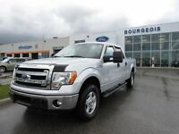 2014 Ford F-150 XLT 3.5L V6 ECOBOOST ENGINE 301A