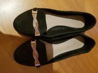 Kurt Geiger Carvela Shoes, size 4