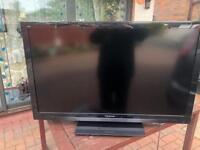 Panasonic 37' tv