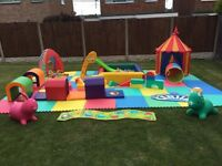Mobile Soft Play Hire for Babies & Toddlers