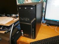 Acer Aspire M1100 Tower PC