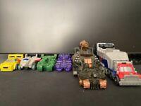Transformer bot shots