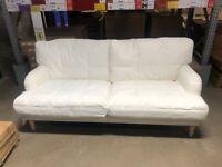 STOCKSUND 3-seat sofa, WAS £365.00 IKEA Warrington, #bargaincorner