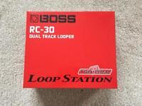 Boss Loop Pedal RC-30