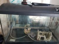 Fish tank for sale in working condition